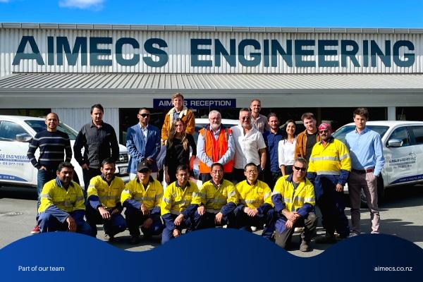 Aimecs Engineering Auckland